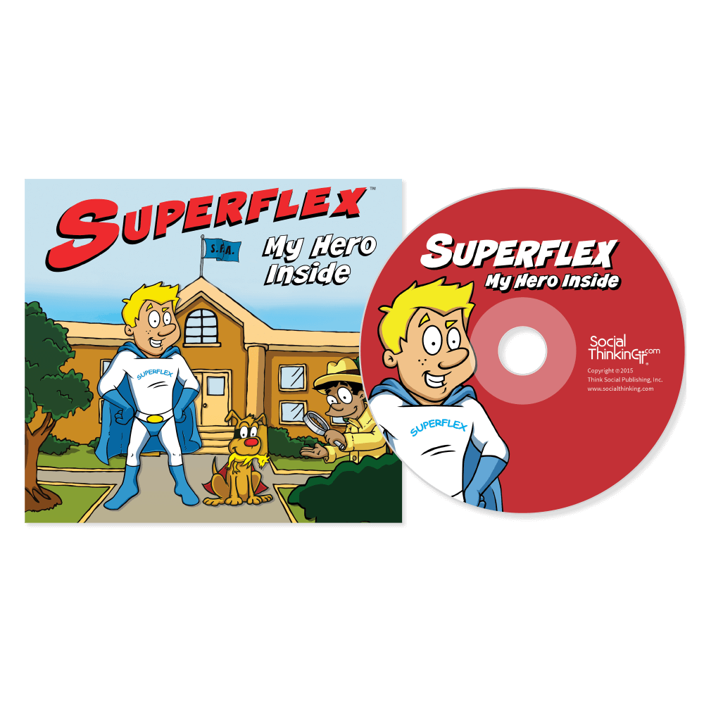 Superflex My Hero Inside with CD